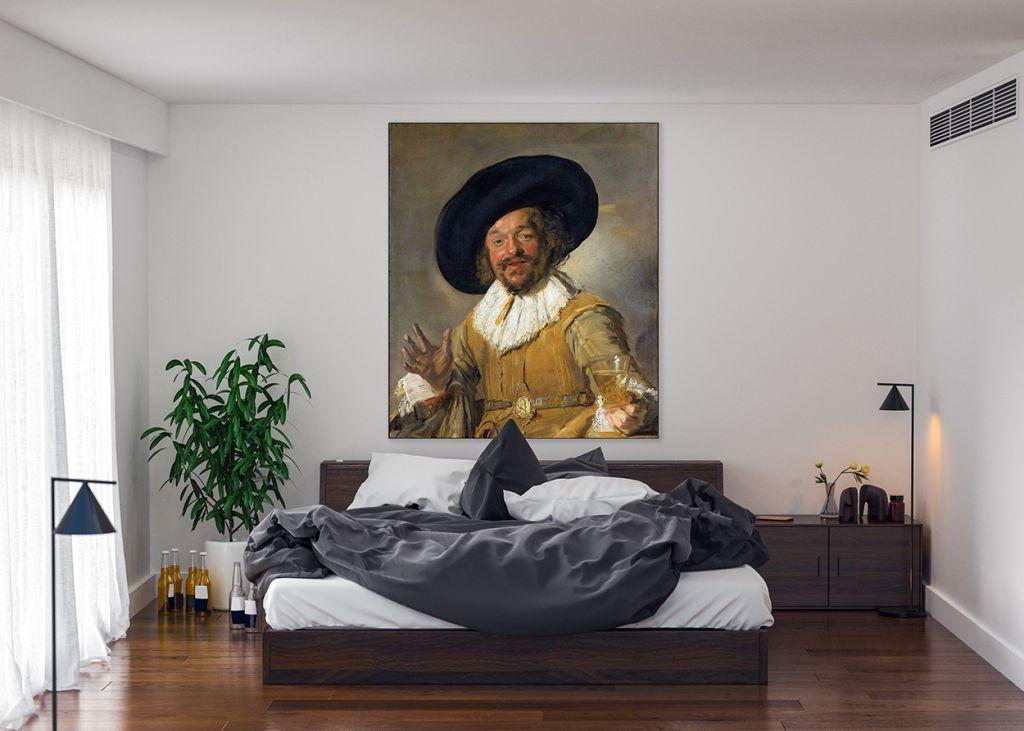 Frans Hals - Vrolijke Drinker