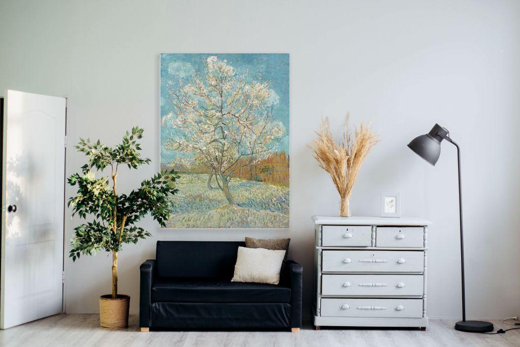 Perzikboom - Vincent van Gogh
