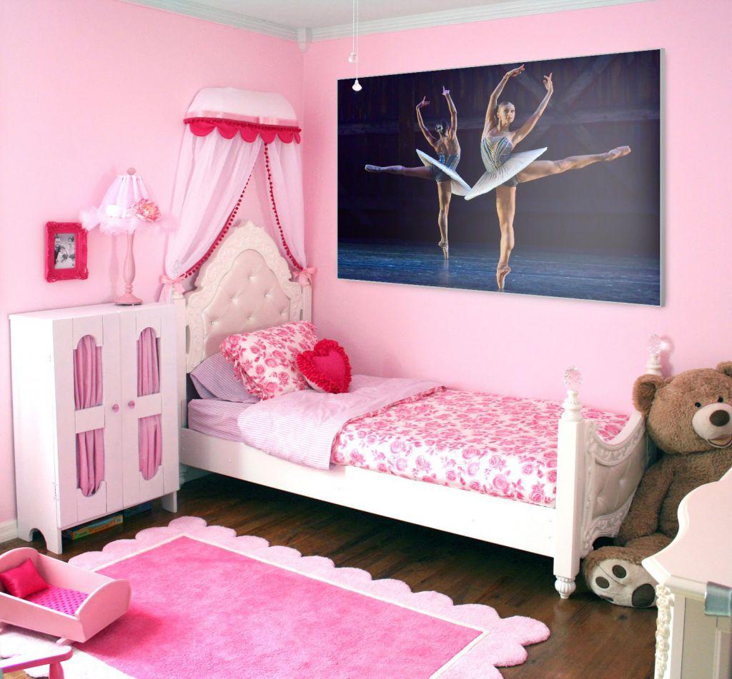 Wanddecoratie op kinderkamer