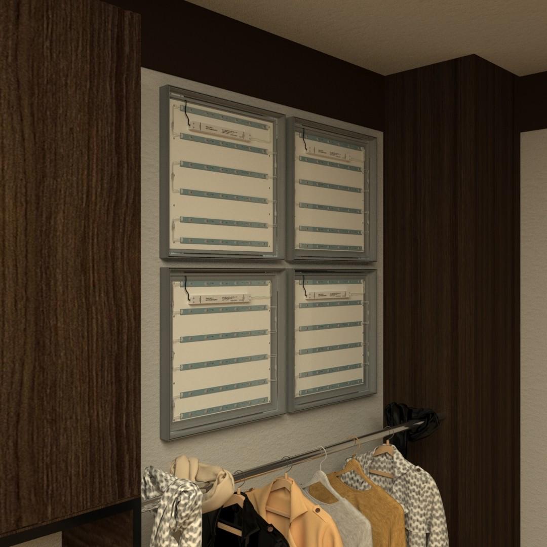lightbox zonder textielprint
