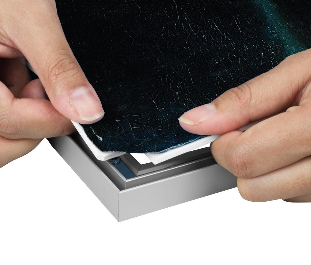Elk formaat mogelijk - textielprint