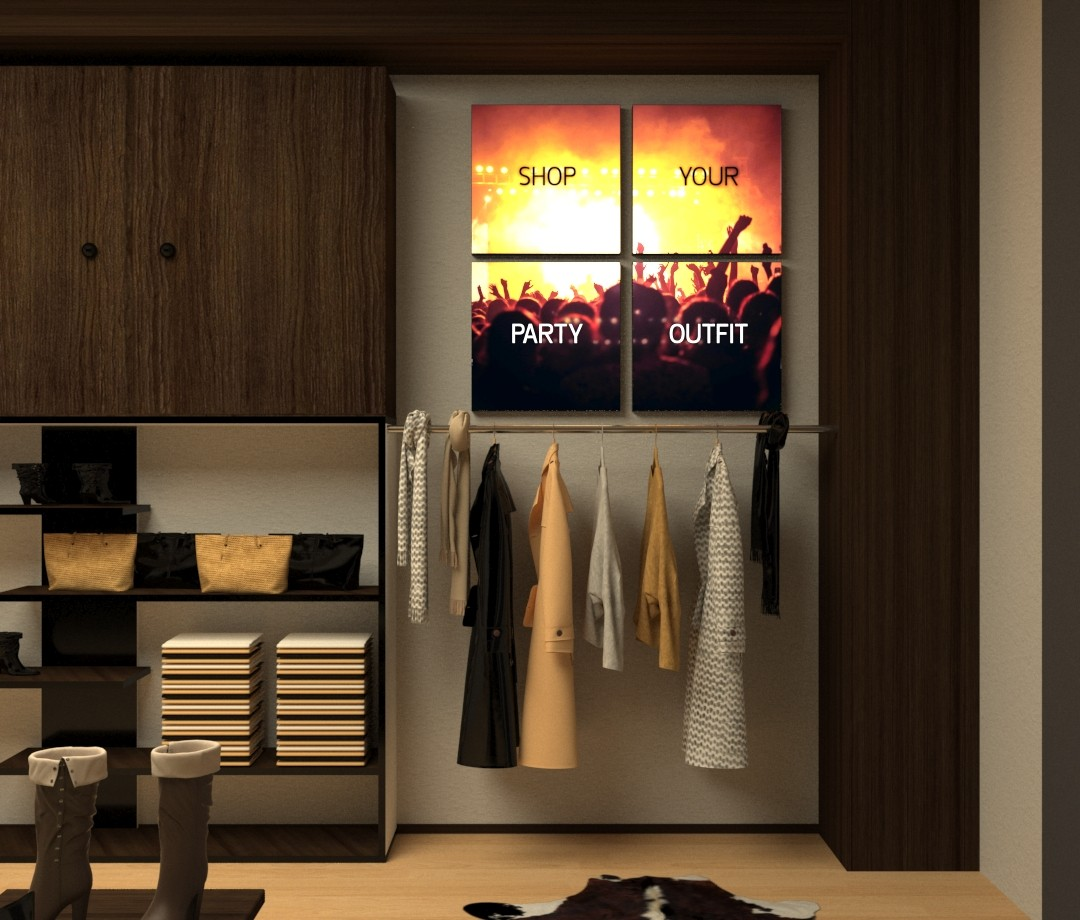 Lightbox   reclame lichtbak